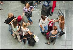 Waiting in Bern Mainstation, 2012:08:29 15:27:42. No. 7387. (Izakigur) Tags: liberty schweiz switzerland nikon europa europe flickr suisse suiza swiss feel paparazzi bern helvetia nikkor svizzera berne ch berna dieschweiz musictomyeyes  suizo romandie myswitzerland lasuisse d700 nikond700 izakigur suisia imagesforthelittleprince laventuresuisse izakigur2012 izakigurpaparazzi