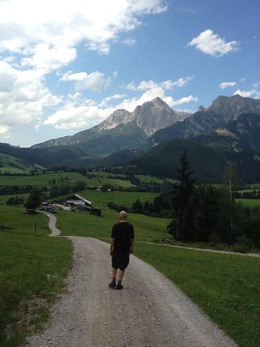 Hike in Maria Alm