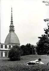 Torino Mon Amour (Livio De Mia) Tags: torino kodak fb trix olympus mg iso amour 400 su mon fiber iv ilford krokus stampa om1n 69s baritata 10100fds12