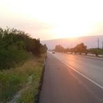 "This morning east of Hursunlu <a style=""margin-left:10px; font-size:0.8em;"" href=""http://www.flickr.com/photos/59134591@N00/7954693768/"" target=""_blank"">@flickr</a>"