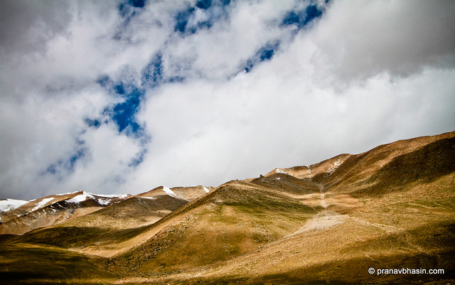 Breathtaking Views At Leh, Ladakh