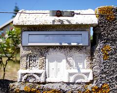 Portuguese Post Box