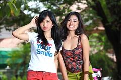IMG_0216 Sasa & Myra (Cak Adi) Tags: girl beautiful fashion model strobist eos5dmarkii ef70200mmf28lisiiusm
