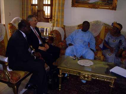 """Abidjan rencontre avec le Ministre de la Santé -mars2005 • <a style=""""font-size:0.8em;"""" href=""""http://www.flickr.com/photos/60886266@N02/7975755238/"""" target=""""_blank"""">View on Flickr</a>"""