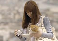 満面の笑みを見せる北川景子さん!