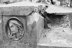 Fragment (Oleh Zavadsky) Tags: leica blackandwhite bw cemetery architecture blackwhite ukraine galicia blacknwhite  lwow    leicax2 leicax leicax2gallery lvivlemberg