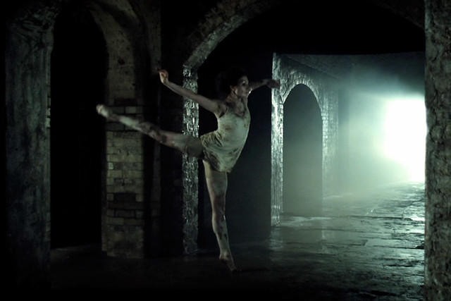 Bunker, a dance film by The Royal Ballet's Jonathan Watkins