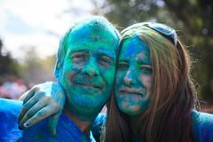 Festival of Color (34 of 49).jpg (bknabel) Tags: color chalk westvirginia krishna hindu holi newvrindaban moundsville festivalofcolors canon5dmkii bradknabel bknabel ©bradknabel