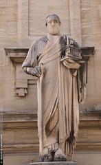 le musée des Beaux Arts de Nîmes (Dominique Lenoir) Tags: france statue photo nimes estatua statua standbeeld gard estátua nîmes southfrance 30000 dominiquelenoir
