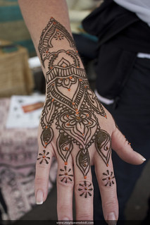 Traditional hand