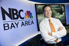Rob Mayeda1 (FotoKong) Tags: nbc bay nikon rob mayeda meteorologist weatherman d90