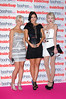 Danielle Harold, Jacqueline Jossa and Hetti Bywater The Inside Soap Awards 2012 held at One Marylebone London, England