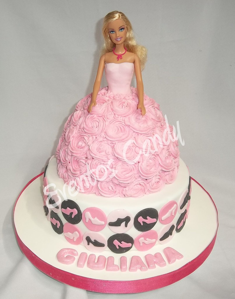 Cake Design Torta Barbie : The World s most recently posted photos of barbie and ...