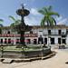 Piazza principale di Santa Fe de Antioquia