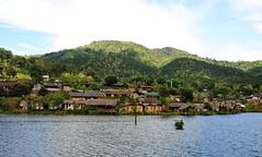 ทะเลสาบ บ้านรักไทย
