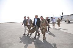 SIGAR Arrives In Herat