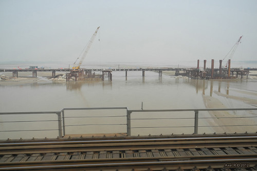 Bridge over the Yellow River