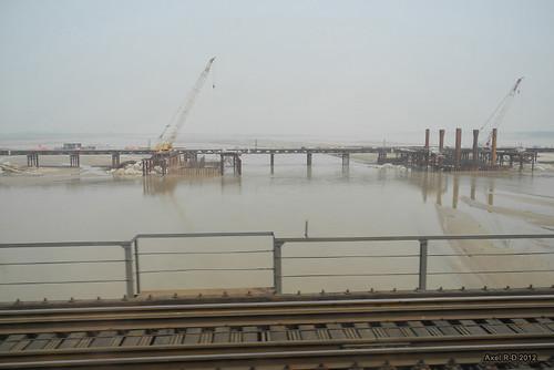 Bridge over the Yellow River