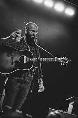William Fitzsimmons (Richard Rhyme) Tags: toronto beard concert all guitar event rights plaid reserved liveevent eventphotography eventphotographer williamfitzsimmons richardrhyme vscofilm