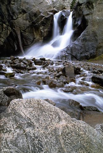 Photo - Boulder Falls