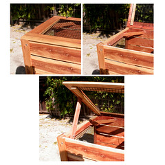 "1-Bin Redwood Compost Bin - top prop • <a style=""font-size:0.8em;"" href=""https://www.flickr.com/photos/87478652@N08/8049155280/"" target=""_blank"">View on Flickr</a>"