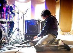 Jon Spencer Blues Explosion (Valerio Berdini   liveon35mm.com) Tags: uk london rock concert jon punk live explosion blues american singer birthdays launch spencer guitarist dalston rockandroll 2012 albumparty meatandbone