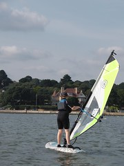Improver Windsurfing Lessons - September 2016