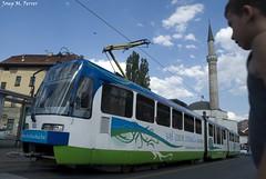 POSTALETA DES DE BSNIA (Bsnia i Herzegovina, agost de 2012) (perfectdayjosep) Tags: sarajevo bosnia muslim balkans tranvia bosniaherzegovina mesquita balcanes balcans bosne bascarcija bosnaiherzegovina bosneiherzegovine federacijabosneiherzegovine