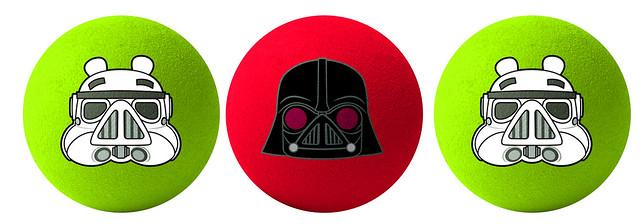 『憤怒鳥:星際大戰』系列商品宣傳圖片公開
