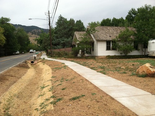 Photo - Linden Avenue Sidewalk Project (After)