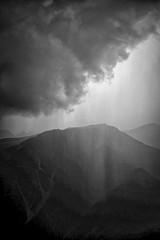 Washmachine 2 (Is_Anybody_Out_There...?) Tags: nikkor70200 schweiz alpes alps montagne monochrome nuage isanybodyoutthere nikon suisse valais wallis nikkor switzerland paysage bw sonya7r2 storm blackwhite noiretblanc mountain landscape rain clouds