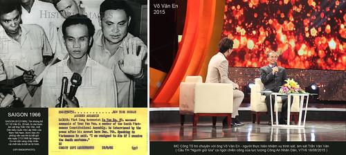 Vụ ám sát Dân biểu Trần Văn Văn ngày 7-12-1966 tại Saigon, 50 năm trước đây