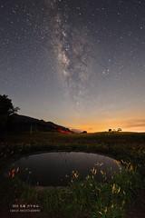 () Tags:         sun rays   taiwan formosa  clousd sky  hualian   day lily hemerocallis fulva  ting       milkyway galaxy stars   5dmarkii canon 5dil         8