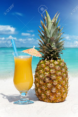 pineapplebeach (nyasiawhite) Tags: beach pineapple whole fruit glass juice drinkingstraw beverage food refreshing green white sand island travel vacation sea ocean blue resort tropical beachholiday leisure summer sunlight relax tourism outdoors copyspace