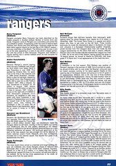 Dundee vs Rangers - 2000 - Page 23 (The Sky Strikers) Tags: dundee rangers scottish premier league spl bank of scotland dens park matchday magazine one pound fifty