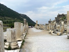 Ephesus_15_05_2008_11 (Juergen__S) Tags: ephesus turkey history alexanderthegreat paulua celcius library romans outdoor antiquity