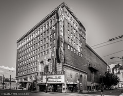 Paramount Theatre (Samantha Decker) Tags: canonef1635mmf28liiusm canoneos6d pnw pacificnorthwest samanthadecker seattle wa washington paramounttheatre