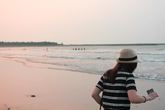 IMG_7855 (Pia Cheng) Tags: sea tainan beach  travel awesome sky taiwan   nature relax trip view