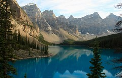 Moraine Lake. Banff National Park, Alberta, Canada. (eddiemo106) Tags: moraine lake banff national park alberta canada