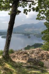 Surprise View (perkster24) Tags: lake lakedistrict lakedistrictnationalpark derwentwater surpriseview vista view hdr hdrphotography travel travelphotography landscape landscapephotography