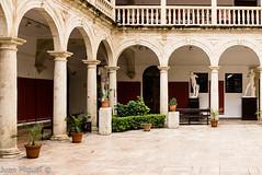 Escuela de Arte de Almera (Juan Miguel) Tags: almera andaluca espaa europa europe juanmiguel lx5 panasoniclx5 spagne spain spanien architecture arquitectura wide