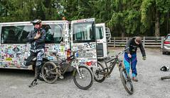 Trockenbungen (Hagbard_) Tags: mtb bike mountainbike freeride sterreich bockaufballern velo spass friends natur outdoor nature mtbisokay wagrain kitzsteinhorn everydayimshutteling