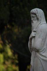 Monk (lucas2068) Tags: monforte garden monfort valencia espaa spain monk monje statue estatua piedra stone sculpture escultura