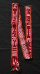 Mixtec Faja Belt Sash Oaxaca Mexico (Teyacapan) Tags: sanmigueldelprogreso oaxacan mexican mexico faja sash belts textiles weaving mixtec