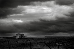 16_Sept_03_01 (Dana Prost) Tags: albertacanada bw landscape rural storm