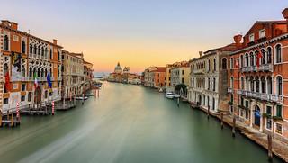 El Gran Canal de Venecia (Explore 7-09-2016)