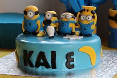 minions cake (nonna75) Tags: minions cake minionsfondantcake fondantcake