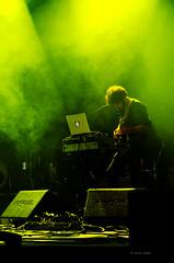 BIRTHH (miriam.lonardi) Tags: fujifilm fujifilmxt10 fuji fujinon fujinonxc1650mm modena modenaindiefestival 2016 music livemusic festival indie indiefestival musicfestival artist birthh luci fog giallo verde