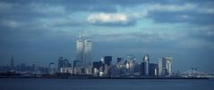 WTC 211 (stevensiegel260) Tags: worldtradecenter twintowers manhattanskyline newyorkskyline 1990s statueofliberty