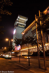 090915 Beijing-08.jpg (Bruce Batten) Tags: beijing locations trips occasions subjects buildings urbanscenery businessresearchtrips china night cn
